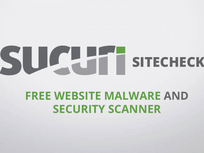 Sucuri Security Review