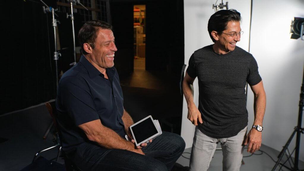 Dean and Tony