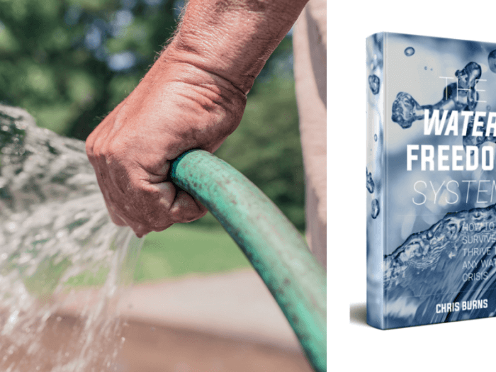Water Freedom Review