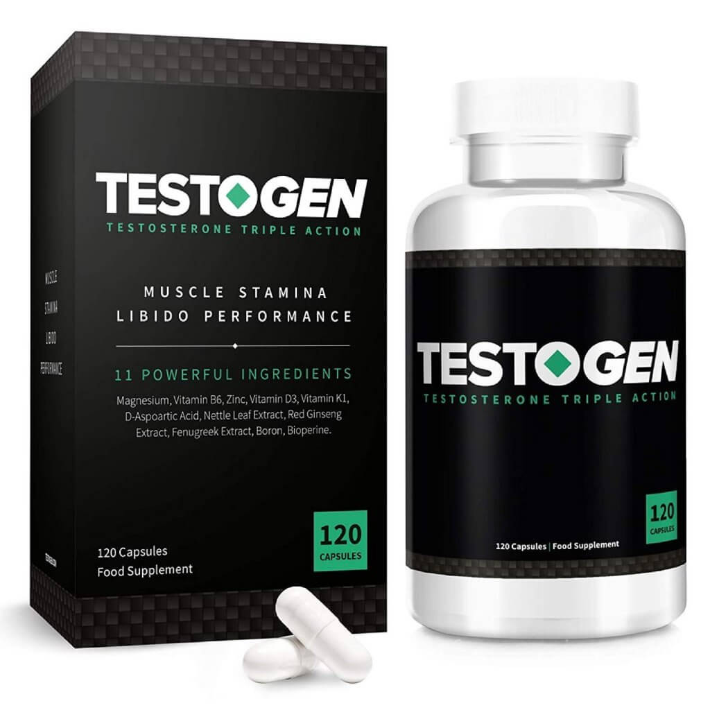 Testogen and You