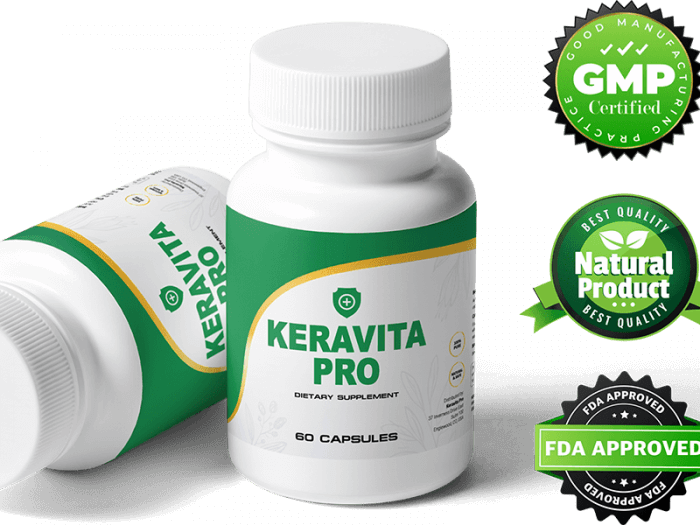 What exactly is this Keravita Supplement?