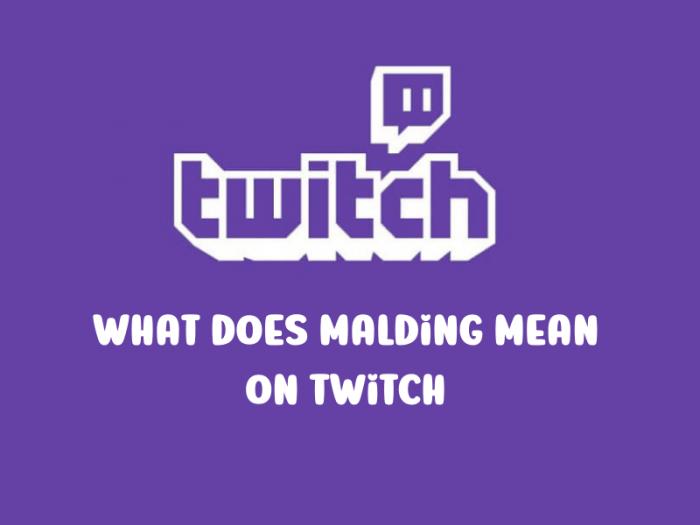 Malding