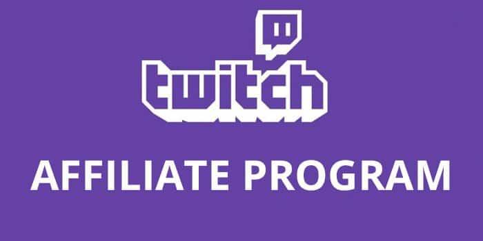 Twitch Affiliate
